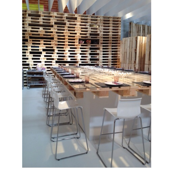Restaurante Lounge ARCO 2012