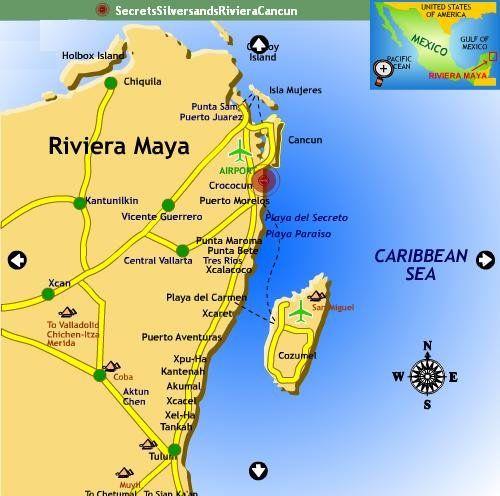 45 Best Secrets Silversands Riviera Cancun Images On