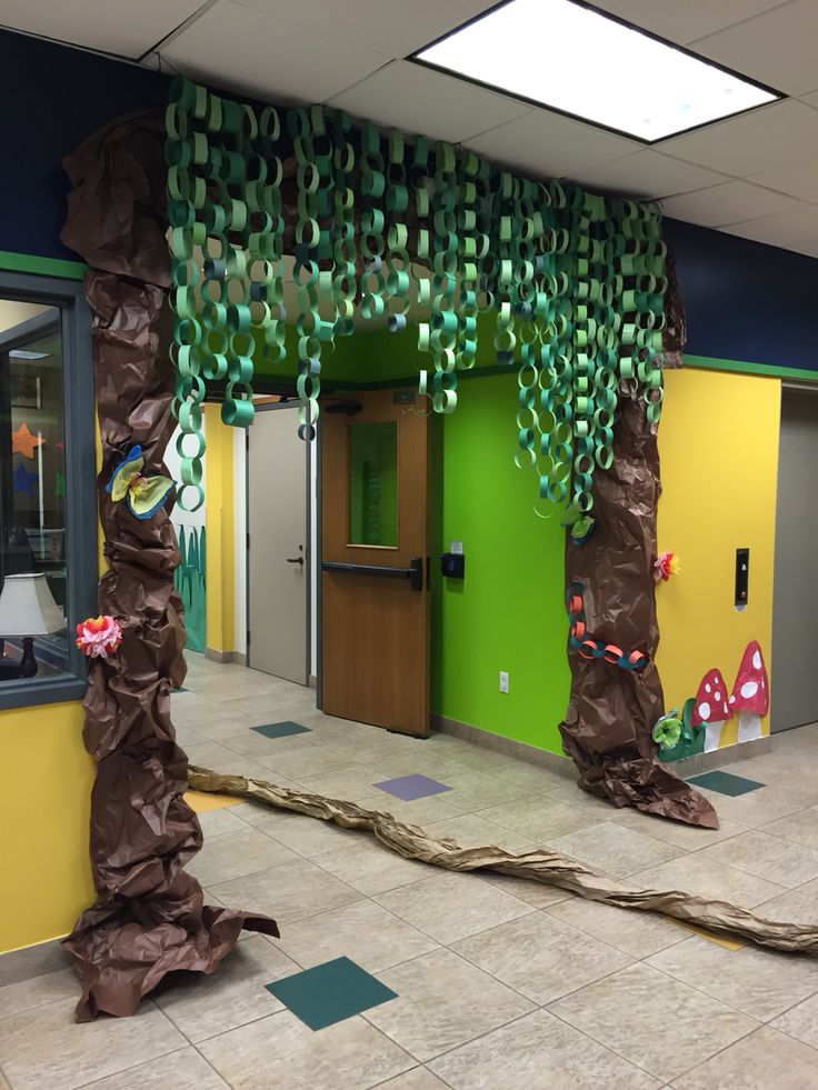 Vbs Decorations For Church Journey Off The Map Vbs