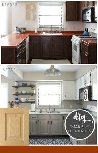 kitchen remodel cost diy smallkitchenremodeling refinishcabinets rh pinterest com