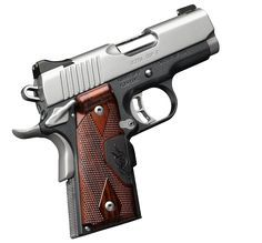 Kimber 1911 Ultra CDP II (LG) - One of the finest production concealed carry .45 ACP pistols available today.