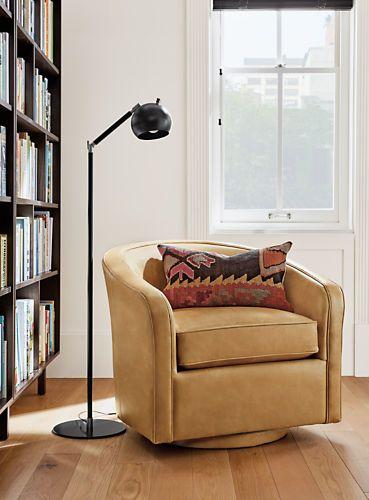 amos custom swivel chair in 2019 living room furniture pinterest rh pinterest ca