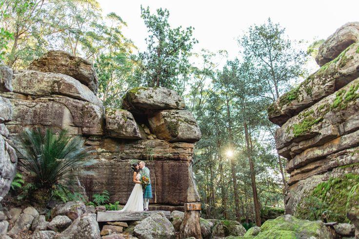 Canberra Wedding Photographer - Kangaroo valley bush retreat0031