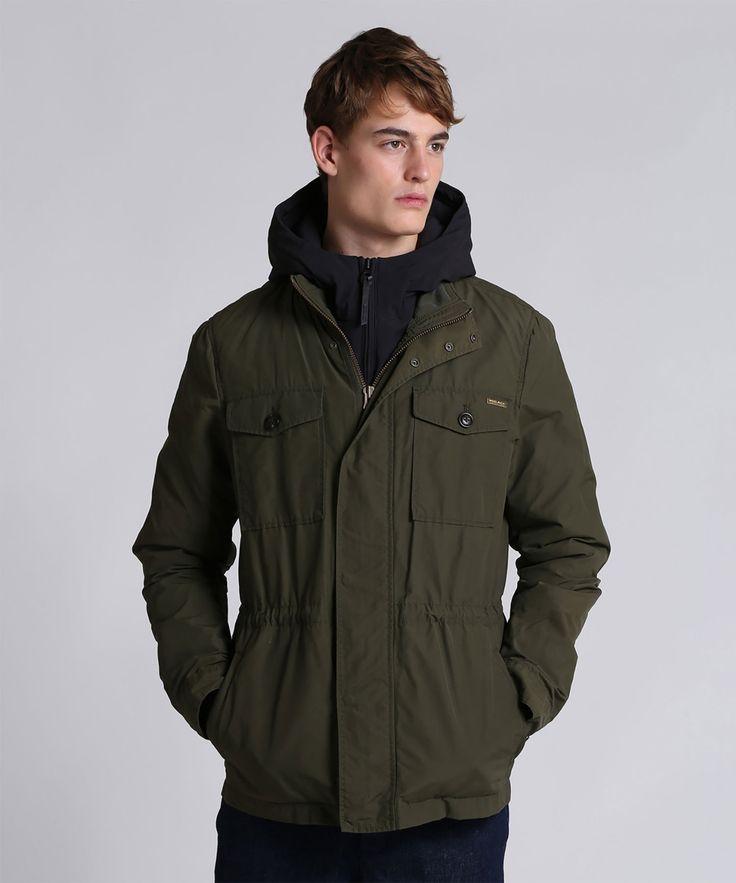 Men's Military Field Jacket - John Rich