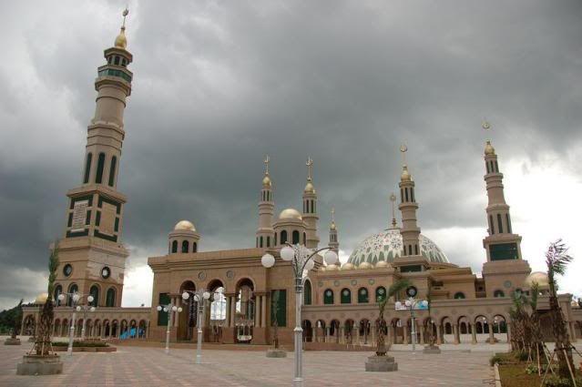 Islamic Center Samarida, Samarinda, Indonesia