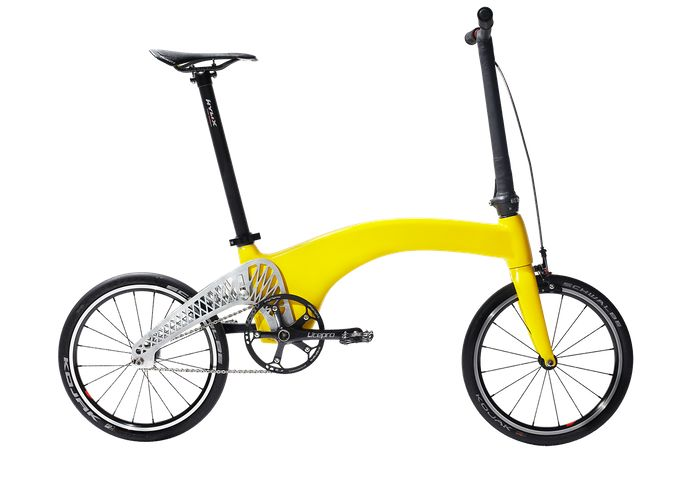 HUMMINGBIRD: The World's Lightest Folding Bike by Petre Craciun — Kickstarter