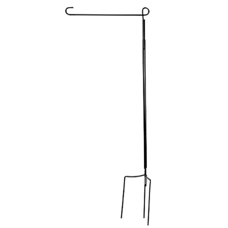 Three Leg Telescoping Garden Flagpole