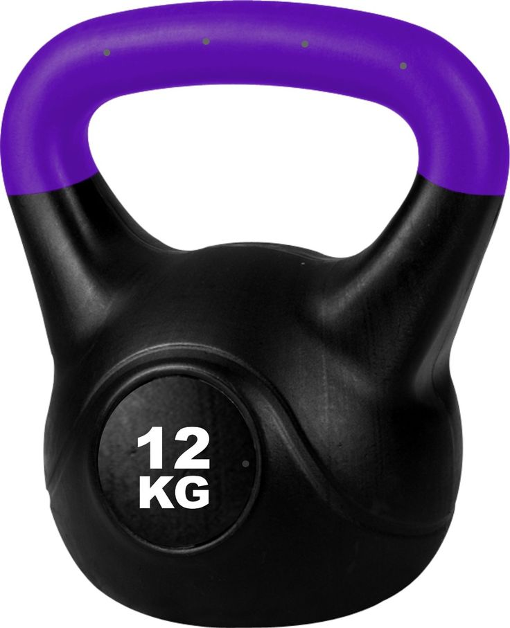 TNP Fitness Accessories Vinly Kettlebell DIFFERENT WEIGHTS: Amazon.co.uk: Sports & Outdoors