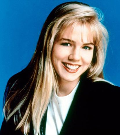 ugh love jennie garth's 90s look
