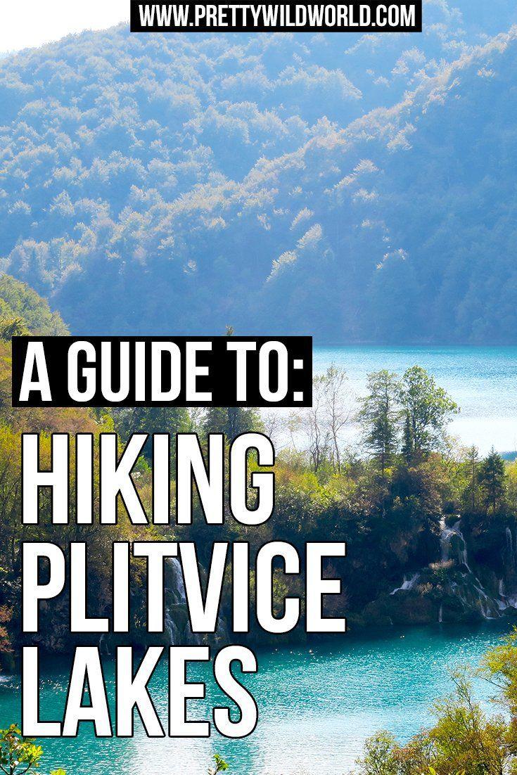 Plitvice Lakes National Park Croatia | Plitvice Lakes | Croatia Travel | Unesco World Heritage Site | Hiking Europe | Balkan Travel | Travel Destinations | Travel Tips | Europe Destination