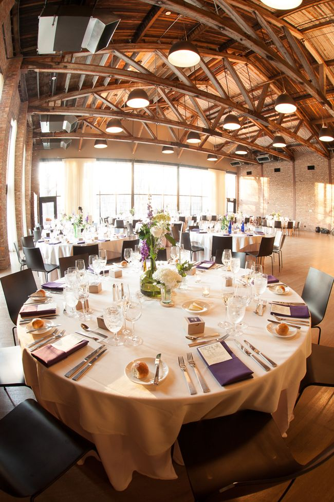 new england wedding venues on budget%0A Modern Purple and Green Hudson Valley Wedding