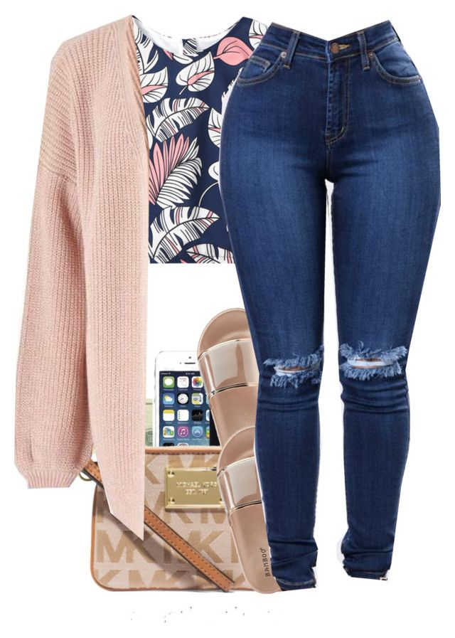 """""""Untitled #342"""" by liveitup-167 ❤ liked on Polyvore featuring Bamboo and Miss Selfridge"""