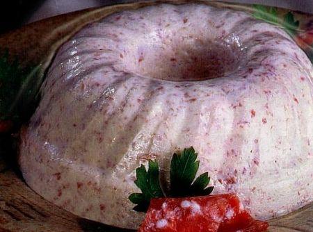 Mousse de Salaminho - Veja como fazer em: http://cybercook.com.br/receita-de-mousse-de-salaminho-r-15-14510.html?pinterest-rec