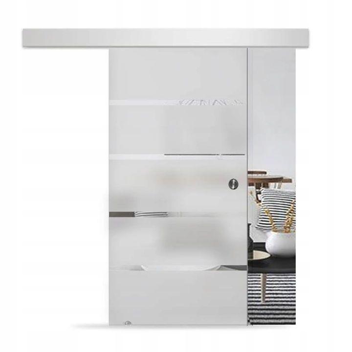 Drzwi Szklane Przesuwne 950x2095 Geo11 Komplet Storage Cabinet Tall Cabinet Storage Bathroom Medicine Cabinet