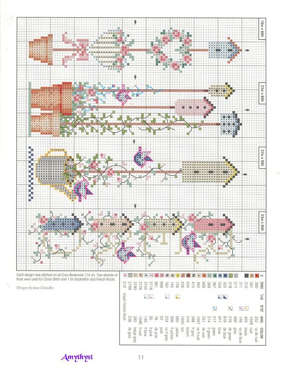 Cross-stitch Something for every Season ...   Gallery.ru / Фото #12 - Something for every Season - Orlanda