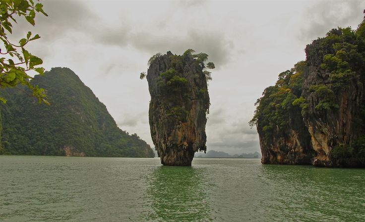 Koh Tapu, Ao Phang Nga National Park - Thailand