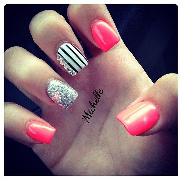Instagram photo by michelles_nails2 #nail #nails #nailart