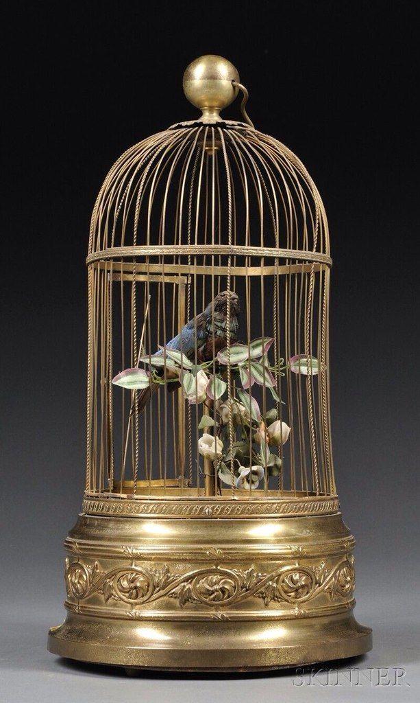 Die besten 25 antike vogelk fige ideen auf pinterest Antike dekoration