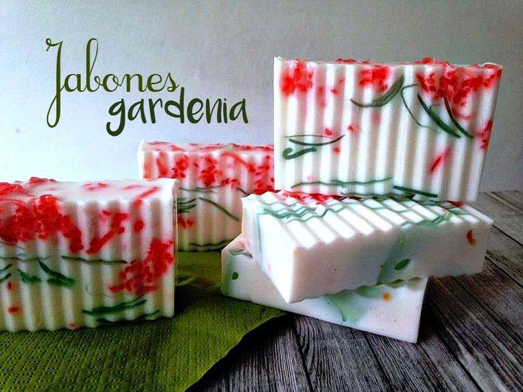 jabon gardenia