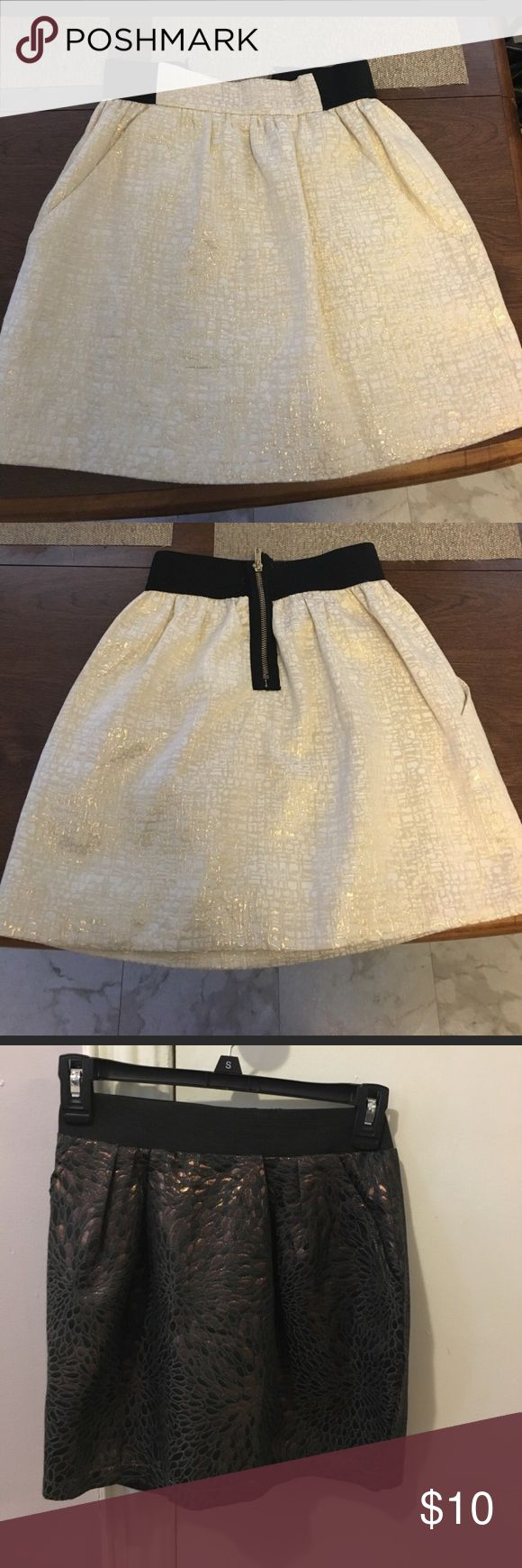 3 for $5 skirts for sale! 3 for 10$ - Charlotte Russe skirts in good condition Charlotte Russe Skirts Mini