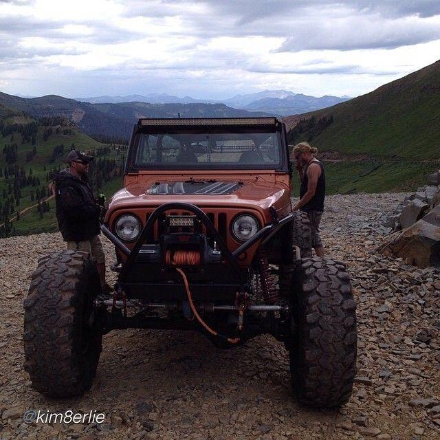 Jeep milner