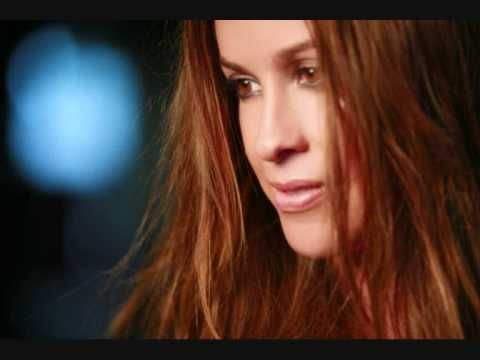 Alanis Morissette.  She had Ryan Reynolds in her little hands and then it was...no more. *gasp*   Im ashamed to have her on my page :P