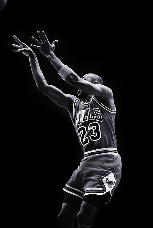 One of the all time basketball greats MJ