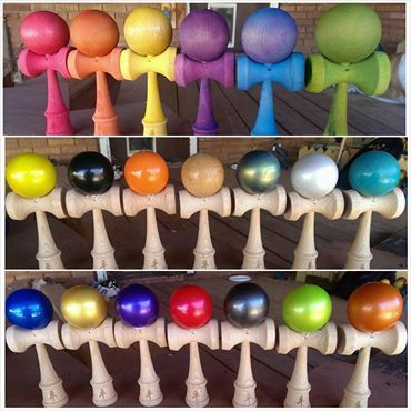 My best friend's new kendama business. Beautiful products/great quality/sick designs!! Check it out guys. These things are so addicting! #balancekendama http://www.balancekendama.bigcartel.com/