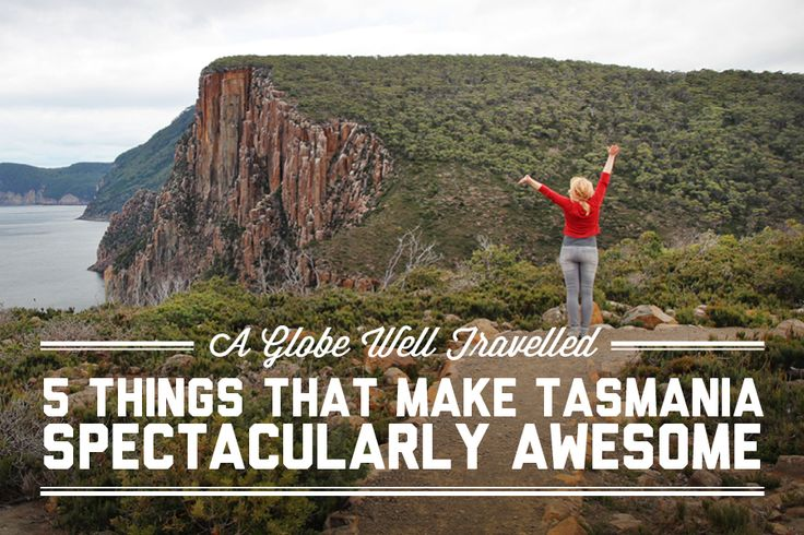 5 things that make Tasmania spectacularly awesome