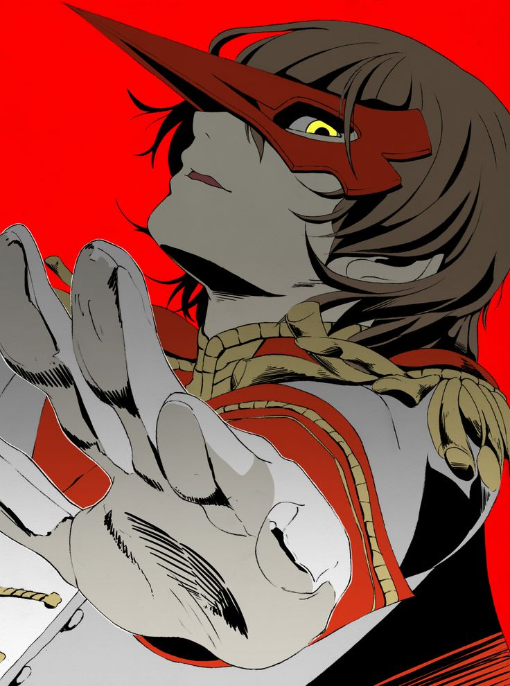 Persona 5 Goro Akechi/Crow
