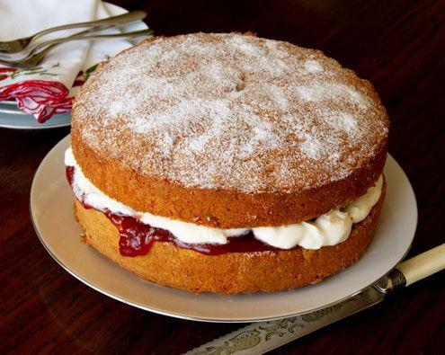 Best sponge cake recipes ever