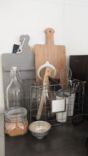 17 beste idee n over keuken aanrecht op pinterest witte - Decoratie afbeelding ...