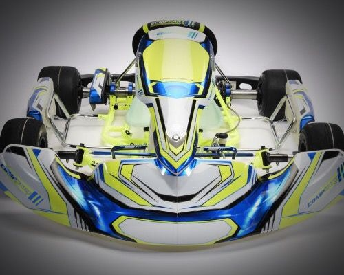 CompKart Chassis for sale  There are 3 CompKart chassis to choose