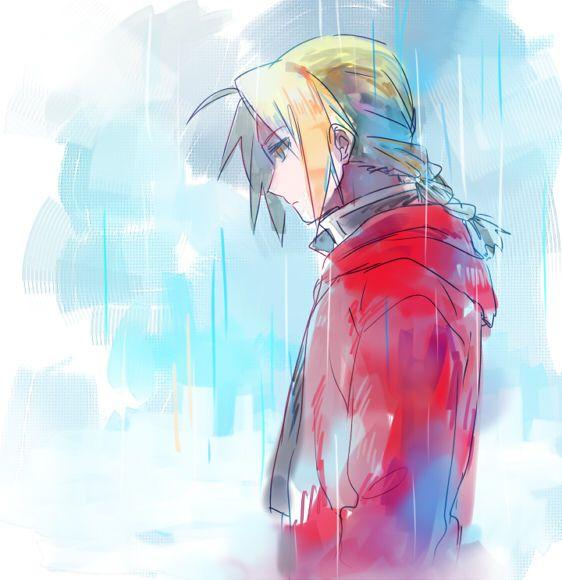 Like the coloring Edward Elric | Fullmetal alchemist
