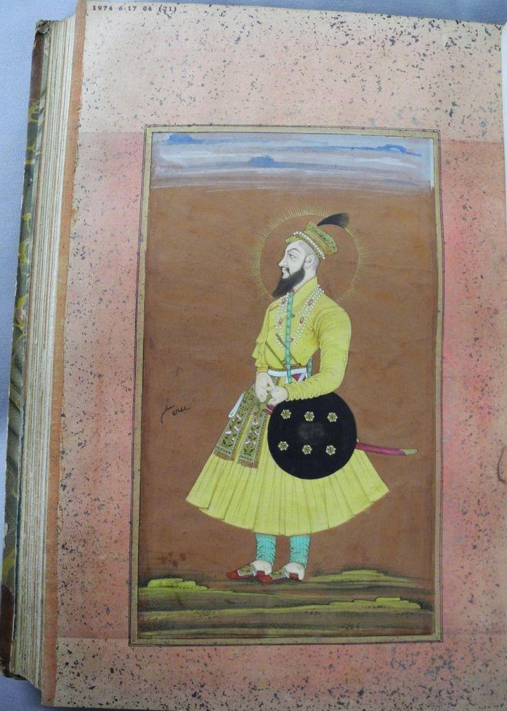 Prince Mu'azzam, later Bahadur Shah I