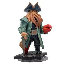 Interactive game piece for Disney Infinity Starter Pack Works with all Disney Infinity game platforms Davy Jones stars in Disney Pirates of the Caribbean! http://toysfor2013.com
