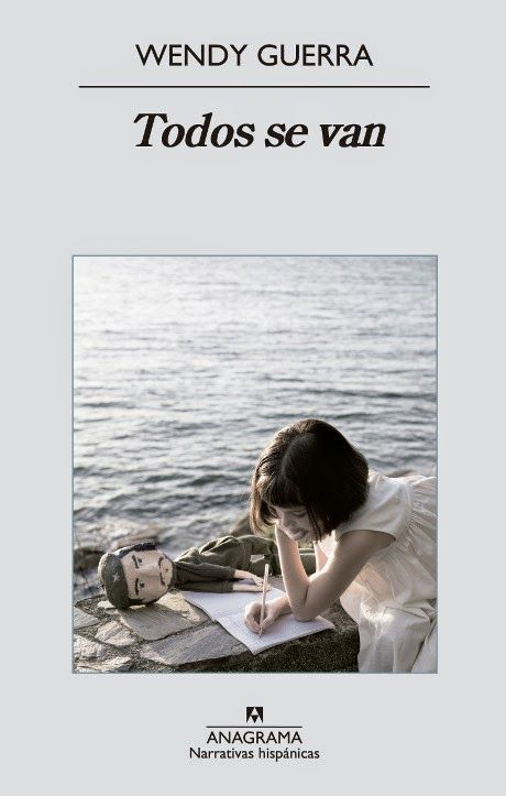 """Relato en forma de diario personal que abarca de los ocho a los veinte años de Nieve Guerra. """"Todos se van"""" narra la infancia y la adolescencia de su protagonista, quien, desde su nacimiento, viaja a la deriva de su propia vida gracias a que el Estado cubano decide su destino. http://www.elcultural.es/revista/letras/Todos-se-van/17105 http://rabel.jcyl.es/cgi-bin/abnetopac?SUBC=BPSO&ACC=DOSEARCH&xsqf99=1766460+"""