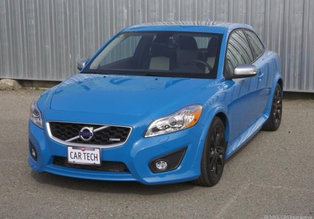 2013 Volvo C30 R-Design review: Polestar edition of Volvo C30 is a not-so-hot hatch