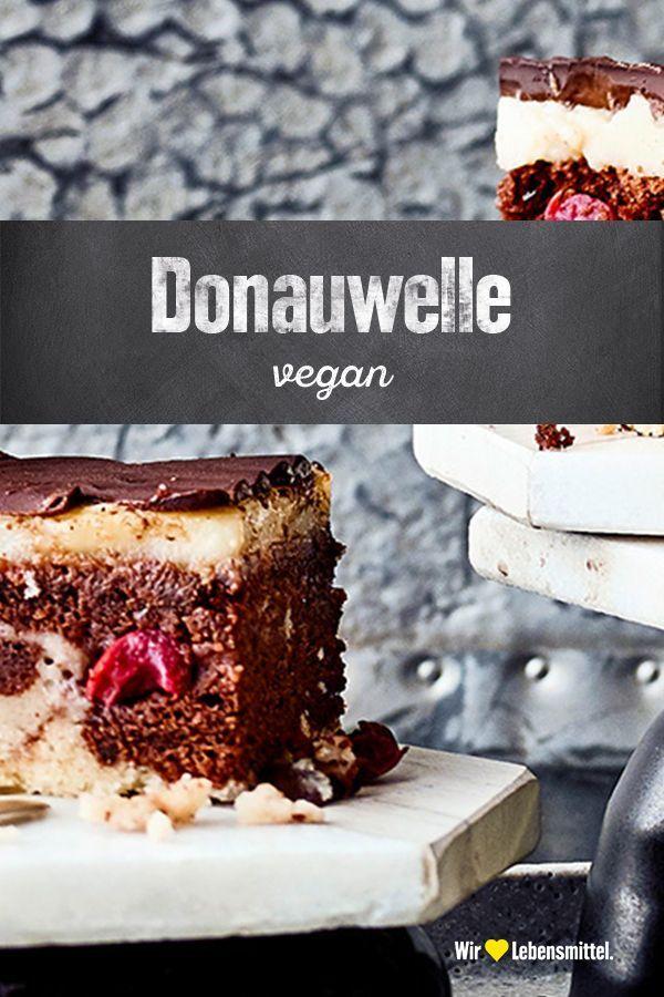 Vegane Donauwelle Rezept Vegane Kuchenrezepte Vegan Blechkuchen Vegane Rezepte Backen