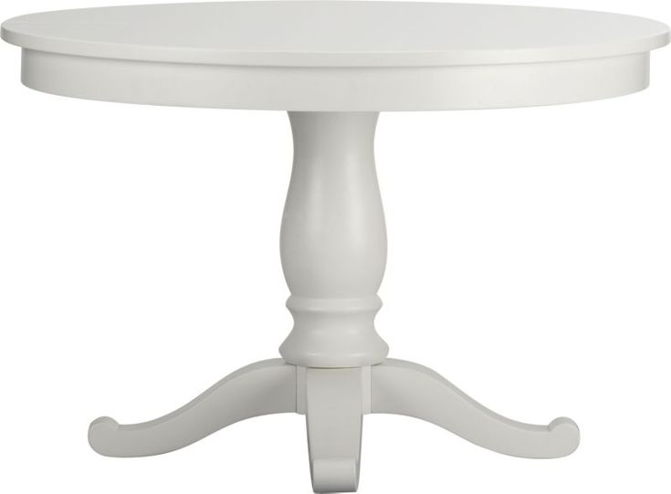 1000 images about dining room tables seat 10 12 on pinterest extension dining table chairs - White pedestal kitchen table ...