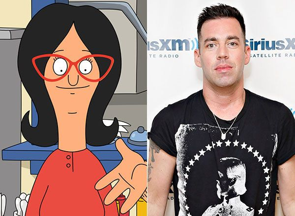 "Meet The Actors Who Voice Your Favorite Animated Families. Linda Belcher/John Roberts Comedian John Roberts, famous for his YouTube videos, voices Linda Belcher on ""Bob's Burgers."""