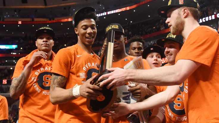 With Michael Gbinije nowhere to be found, freshman Malachi Richardson stepped up and lifted Syracuse into the Final Four.