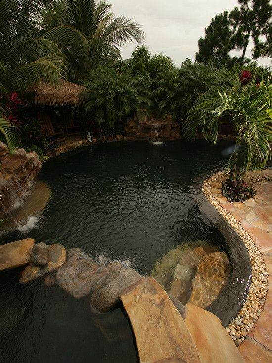 Mediterranean Pool Design, Pictures, Remodel, Decor and Ideas - page 33