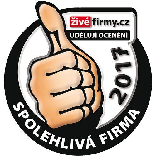 """Certifikát """"Spolehlivá firma""""  Vážení zákazníci je nám ctí se s Vámi podělit o další certifikát, který jsme získali. http://www.setop.cz/certifikat-spolehliva-firma/"""