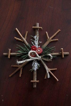 Homemade ornament:)