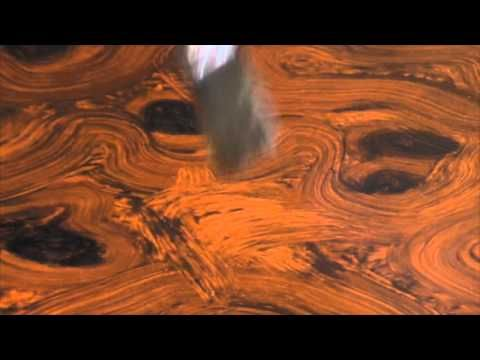 How to faux burl wood-Artisan Rooms - YouTube