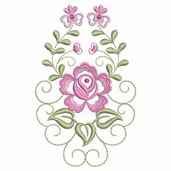 Dainty Roses 2 - 2 Sizes! | What's New | Machine Embroidery Designs | SWAKembroidery.com Ace Points Embroidery