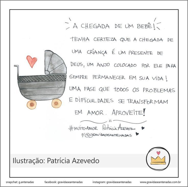 O melhor presente que uma família pode receber. #muitoamor  @studiopapelamor para www.gravidaseantenadas.com.br  #obrigadaSenhor
