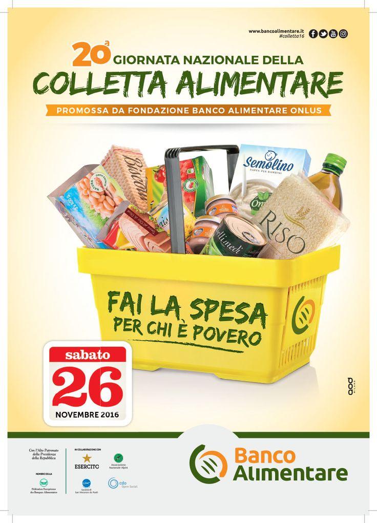 Colletta alimentare all'Istituto Rosselli