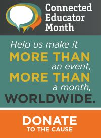 Help us make it more than an event, more than a month, worldwide. Donate to the cause.